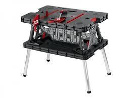 17182239 <b>Верстак складной KETER Folding</b> Table Mettal Leg ...