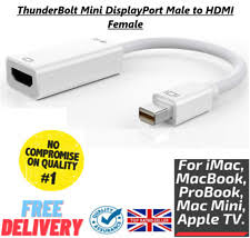 <b>mini displayport to hdmi</b> cable products for sale | eBay
