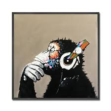 <b>Handmade Animal</b> Oil <b>Painting</b> on Canvas Art <b>Painting</b> for <b>Wall</b>