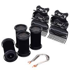<b>Electric</b> Rollers for <b>Hair DIVA</b> Session Instant Heat SUK422 4pcs ...
