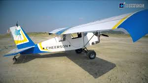 cheerson new project manned aircraft make a successful test cheerson new project manned aircraft make a successful test flight