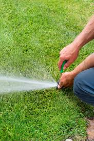 Image result for Lawn Sprinkler Repair Services