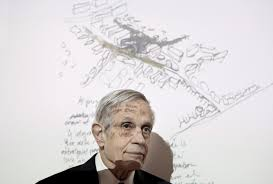john nash winner of nobel prize in economics dies in crash the epa04765255 file a file picture dated 25 2008 of nobel laureate us