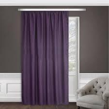 <b>Штора портьерная</b> на <b>ленте</b> 80956-1 темно-фиолетовая купить ...