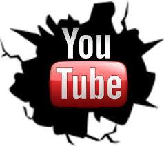 Resultat d'imatges de youtube logo