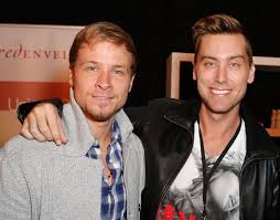 Lance Bass on the