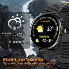 <b>MX6 Smart Watch</b> Men Women Heart Rate Monitor IP68 Waterproof ...