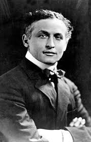 portrait of Harry Houdini - harry_houdini2