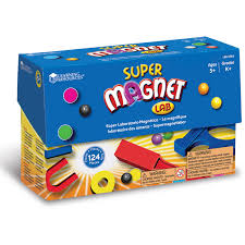 learning resources super magnet classroom lab kit walmart com