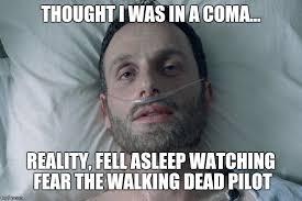 Fear the Walking Dead Meme Generator - Imgflip via Relatably.com