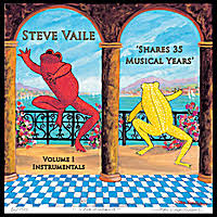 Steve Vaile | Steve Vaile 'Shares 35 Musical Years' Volume I- Instrumentals - vaile11