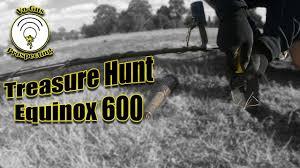 Treasure Hunting - <b>Equinox 600</b> - YouTube