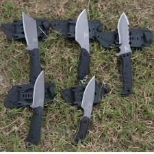 <b>DAOMACHEN</b> High Carbon Steel Outdoor <b>Tactical Knife</b> Survival ...