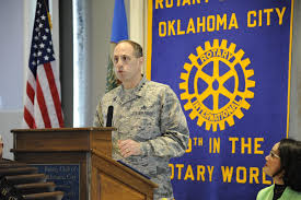 home page of tinker air force base afsc commander speaks to oklahoma city rotary