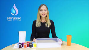 Ebrusso - <b>наборы для рисования</b> ЭБРУ - YouTube