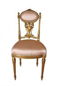inspiration bathroom vanity chairs: petite antique louis xvi vanity chair