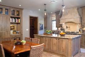 oak kitchen cabinets ideas kitchen rustic with ceiling lighting floor tile cabinet accent lighting