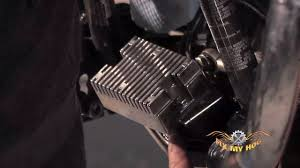 Harley Motor Mount Removal and Replacement Video