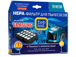 Купить <b>Фильтр Top House TH</b> 001SM для пылесосов Samsung SC ...