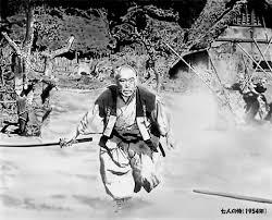 「1954年 - 黒澤明監督の映画『七人の侍』」の画像検索結果