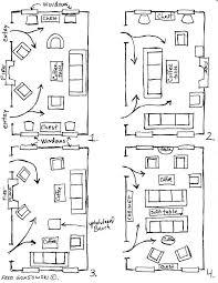 arranging furniture in a long room 12 different ways arrange living room furniture