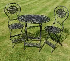 metal patio furniture sets table impressive backyard exterior decor presenting affordable outdoor wroug