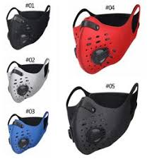 Face Mask Anti-Dust Cycling Activated Carbon Masks ... - Vova