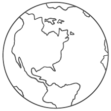 Small Picture earth coloring page earth day coloring page earth day primarygames