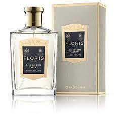 Floris London Lily of the Valley Eau De Toilette, 3.4 fl ... - Amazon.com