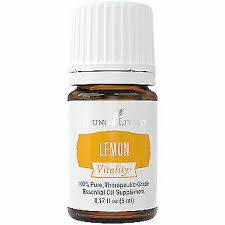 Young Living <b>Essential Oils Lemon</b> Vitality <b>5ml</b> Factory for sale ...