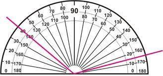 Image result for steps to using a protractor