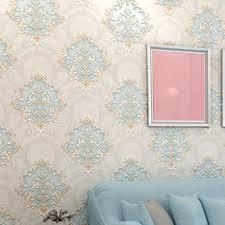 <b>beibehang</b> Jane <b>European</b> style Damascus nonwovens <b>wallpaper</b> ...