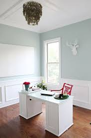 benjamin moore palladian blue my favorite wall color via bower power best wall color for office