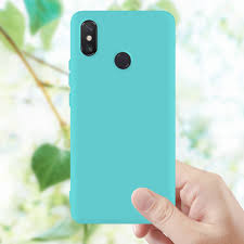 <b>Candy Color Silicone TPU</b> Case For Xiaomi Mi 8 Lite Pocophone F1 ...