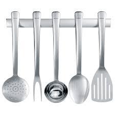 <b>Кухонный набор Brabantia Brilliant</b> Steel 6 предметов (1001308028)