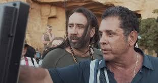 """'<b>Jiu Jitsu</b>' movie: <b>Black belt</b> Nicolas Cage was """"a consummate artist"""""""