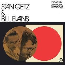 <b>Stan Getz</b> & <b>Bill Evans Stan Getz</b> & <b>Bill Evans</b> LP