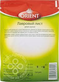 Купить <b>Лавровый лист Orient</b> 5г с доставкой на дом по цене руб в ...