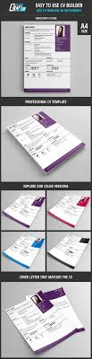 17 best images about cv templates creative cv cv builder on creative cv cover letter modern cv template craft cv