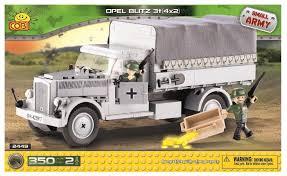 <b>Конструктор Cobi Small Army</b> World War II 2449 3-хтоннный ...
