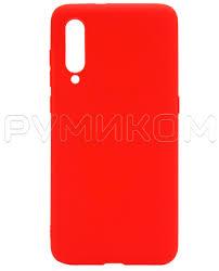 Купить <b>Силиконовый бампер New Color</b> для Xiaomi Mi 9 (красный ...