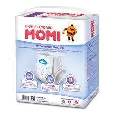 <b>Подгузники</b>-трусики <b>MOMI High Standard</b> XXL (15 + кг.), 26 шт. NEW