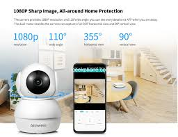 <b>Alfawise N816 Smart Home</b> Security 1080P WiFi IP Camera Review ...
