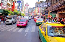 Image result for taxi from bangkok