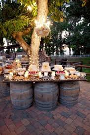 images wine barrel decor pinterest  ways to use wine barrels at your rustic country wedding