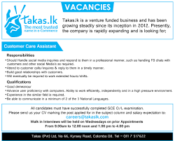 join our team customer care assistant view more