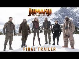 JUMANJI: THE NEXT LEVEL - Final Trailer (HD) - YouTube