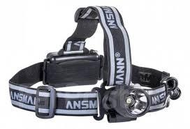 <b>Фонарь Ansmann HD3</b>-LED-3W-3AAA 5819073 - Ножи, фонари и ...