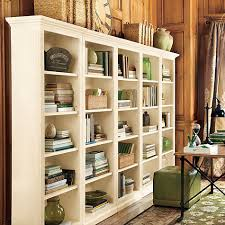 white desk white home office with bookcases bookcases for home office