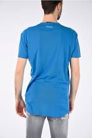 Dsquared2 <b>Virgin</b> Wool <b>T</b>-<b>shirt men</b> - Glamood Outlet
